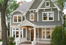Bucket List - Dream Home / Also see the craftsman list / by Kim R