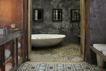 Bathrooms inspiration / Badrum.