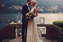 The beauty of weddings