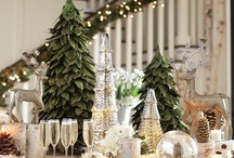 Holiday Decor / All things festive for Christmas and New Years