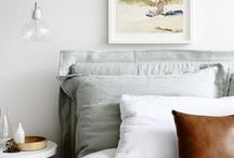 Bedrooms / by Christine