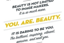 radical beauty / Radical beauties boldy radiate their unfading beauty from within and reject conforming to the impossible standard of the photoshopped woman. Radical beauties embrace their true self by taking care of their body and living a balanced life. Are you a radical beauty?