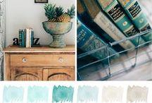 Paint colors / by Kristie Shelton