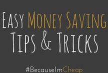 """ Save Money / Easy ways to save money. Here you'll find budget tips, money saving tricks, frugal living ideas and more. Anything that can help you save money, it's here! / by Jenn Peters 