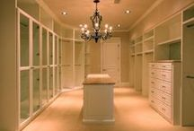 dreamhome - closet / fashion needs it's own space