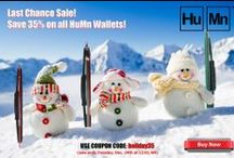 Holiday Season  / Here are the things that make a perfect holiday experience. HuMn Style!