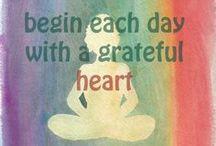 Be Grateful / by Jodi Hickenlooper