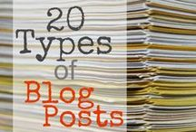 To blog or not to blog / by Jodi Hickenlooper