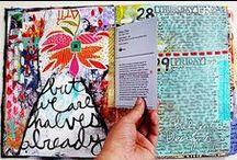 Journal / Sketchbook Inspiration