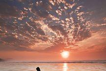 *Beautiful Nature-Sun Set--- / by Shun Watashima
