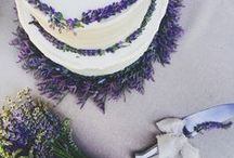 the Lavender Inspiration / For all the lavender lovers... excited to be using lavender this year!