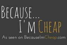 """ Because I'm Cheap - Best Of / Posts from my blog, BecauseImCheap.com Here you will find budget travel tips, money saving tricks, side hustles, blog hops, blogging tips and more! Follow this board to get the latest :) / by Jenn Peters 