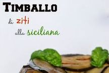 Food for Sicilian thoughts / Sicilian food, recipes and traditions