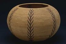 Native American Baskets and Pottery