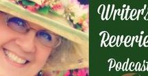 The Writer's Reverie Podcast / Writer and storyteller, Kathryn Ross, shares inspirational stories celebrating a Family Literacy Lifestyle through classic literature, biblical values, history, and the arts in family-friendly audio podcasts. Click to listen.