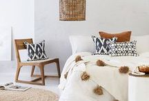 MODERN AND COZY HOME DECOR / modern yet cozy home decor. lots of neutrals. homes that look warm and comfortable but are still minimalist and chic.