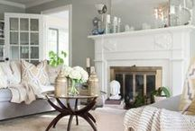 | house fixins' | / A little bit rustic, a lot shabby chic