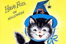 Vintage Halloween / by jandtheholograms *