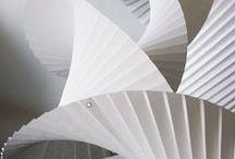 paper, cut + fold / by Chloé Douglas
