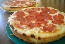 Pizza & Calazone
