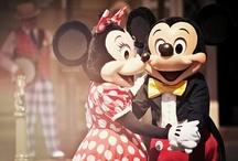 Disney Obsession♥ / by Becca Blanton