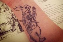 Tattoos / by Traci Leigh Milligan