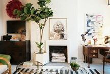 Home Aspirations / Inspiration for the new digs / by Perry Santanachote
