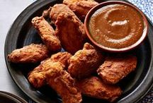 A World of Hot Wings / Mild, medium, hot or something different, chicken wing recipes are a sure-fire hit at your game-watching party. / by Cooking Channel