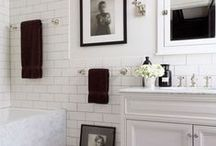 {Interiors - Bathroom Style} / Bathing beauties  / by Driftwood Interiors | Kerri Shipp