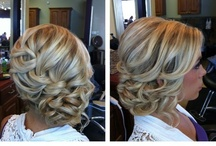 hair / by Christina Powell