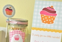 Cupcake Party Ideas / by Christine @ Any Given Party