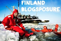 Finland Blogsposure / The adventure begins in February 2013! / by Visit Finland