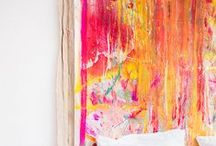 """Wall Décor / Take your dull walls from naked to """"nailed it"""". Here's what inspires us."""