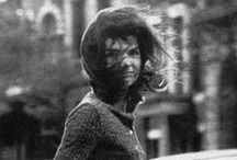 Jackie Style / Jackie: Kennedy, Onassis, O / by Keri Hogue