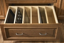 Kitchen Organization / by Sarah Byykkonen