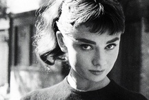 Like Audrey...