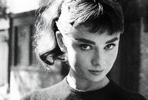 Like Audrey...
