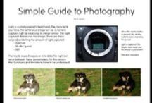 Photography Tips & Infographics / Helpful information to assist you in becoming a better photographer.