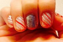 Nails / Nail painting is a hobby of mine!