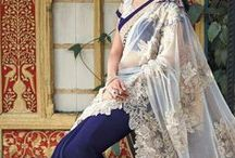 Exclusive range of designer sarees