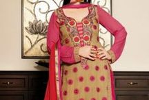 Bollywood look with www.sareez.com