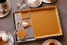 Thanksgiving Potluck Party