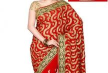 Bridal And Wedding Saree
