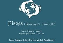 Astro Collection : Pisces / #AstroCollection #Sareez #Astro2015