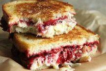 Sandwiches / by Ashley Ryks