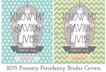 LDS Primary: Presidency Helps / A collection of ideas, printables, and more to help make life easier as a Primary Presidency member.