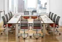 CONFERENCE Spaces / Conference Spaces, Conference Tables, Desk Chairs, Office Tables, Large Group Meeting Spaces