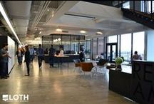 Recent Projects / Explore photos from some of our recent completed projects. #LOTH #Steelcase #RecentProjects #OurWork