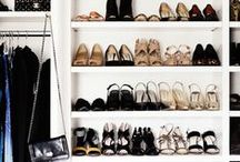 CLOSETS / by The Style Scribe