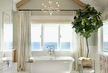 BATHROOMS / by The Style Scribe